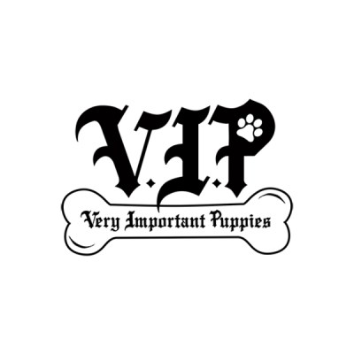 Very Important Puppies VIP logo