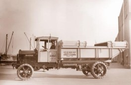 Collection Truck 1928