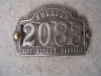 Sweeper Badge