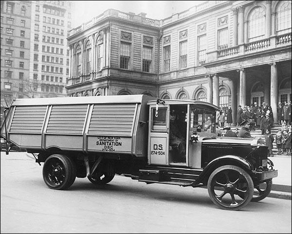 1931s Side loader