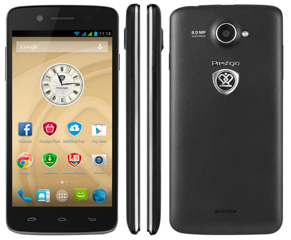 Prestigio Multiphone 5507 Duo Features And Specifications