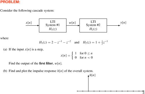 small resolution of 9 1 solution system function h z