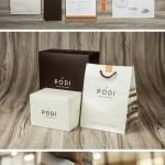 Creative Identity Brand Podi Restaurant And Branding Image Ideas Inspiration On Designspiration