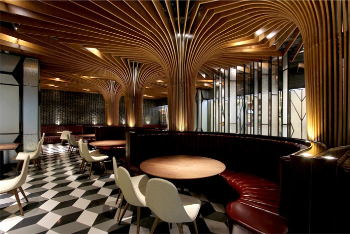 Best Architecture Restaurant Bar Trendy Caa images on