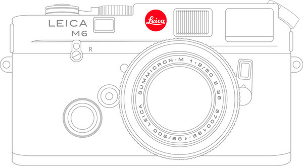 Best Leica Logos M6 Art Print images on Designspiration