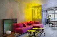 Neon, living room in Interior design/Decoration