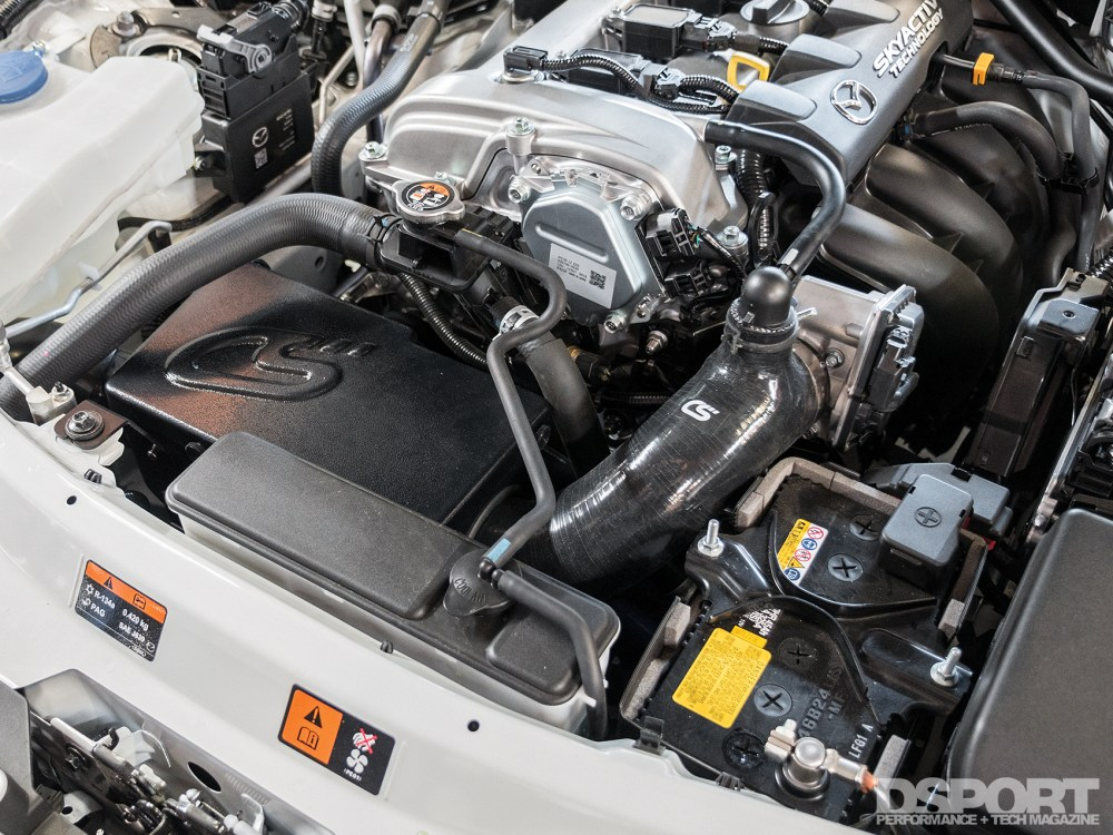 medium resolution of muffler and intake for mx 5 miata