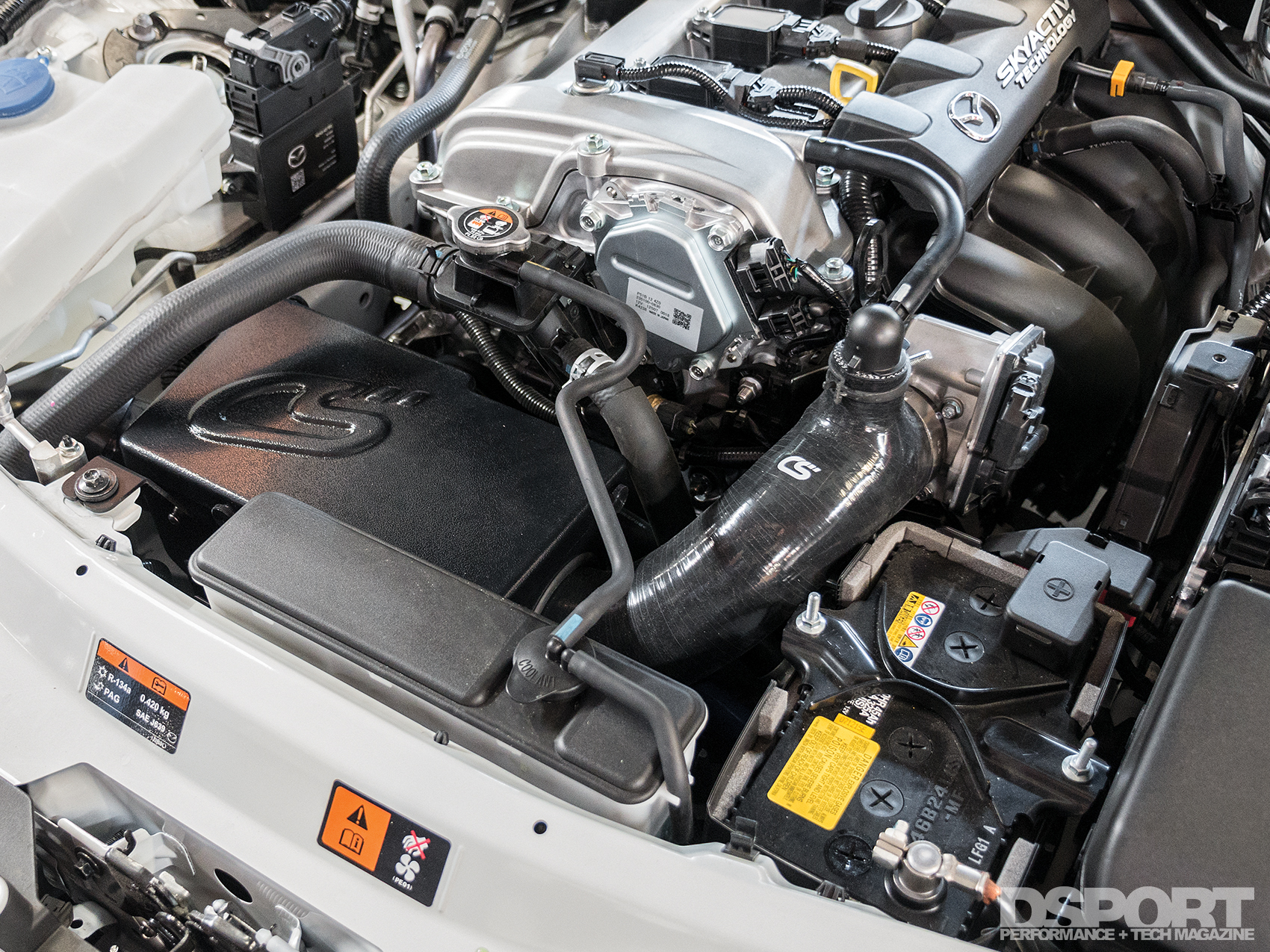 hight resolution of muffler and intake for mx 5 miata