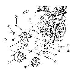 Dodge 273 Engine Parts, Dodge, Free Engine Image For User