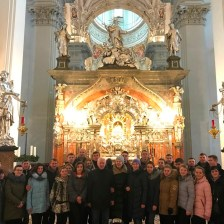 A visit to the Pilgrimage Center of the Basilica of the Nativity of the Blessed Virgin in Mariazell