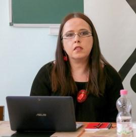 Доповідь проф. Жанети Налевайк