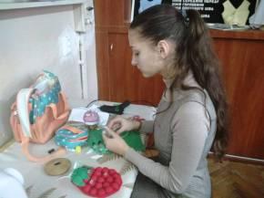 Творчість на кінчиках пальців
