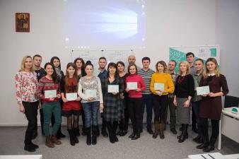 Організатори та учасники сертифікованої програми