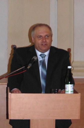 Директор департаменту вищої освіти Міністерства освіти і науки України Олег Шаров
