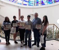 Нагороди дрогобицьких студентів