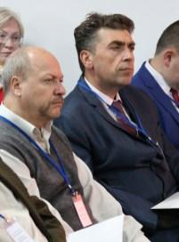 Професори Віталій Масненко і Сергій Корновенко (Черкаси)