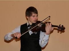 Музичний дарунок студента IММ Максима Угриновського