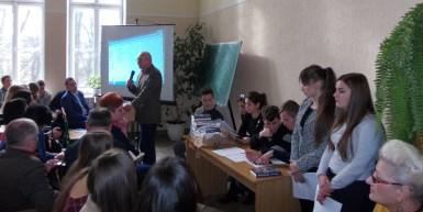 Декан факультету професор Леонід Тимошенко розповідає про особливості навчання на історичному факультеті
