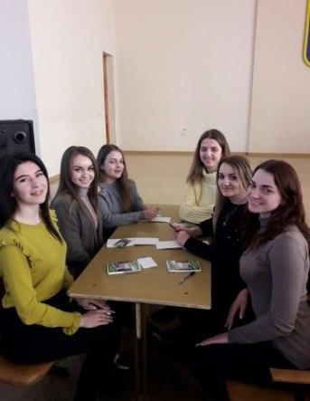 Команда філологічного факультету