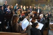 Співає народна хорова капела «Гаудеамус»