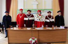Відкриття урочистого засідання вченої ради університету