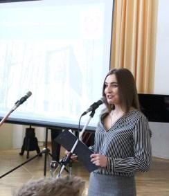 Чому варто навчатись на історичному факультеті розказує студентка Ярина Кіт