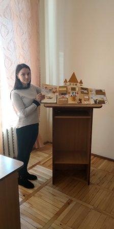 Лепбук презентуe Алiна Змiйовська