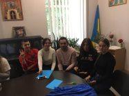 Органiзацiйна нарада студентiв групи ФК-21Б
