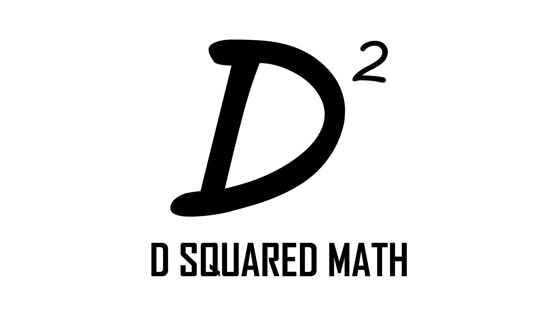 D-Squared Math