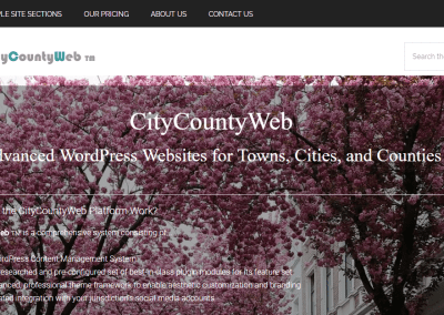 CityCountyWeb-Local Government Websites