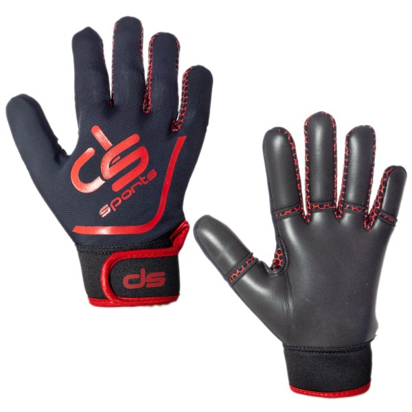 Gloves Black/Red
