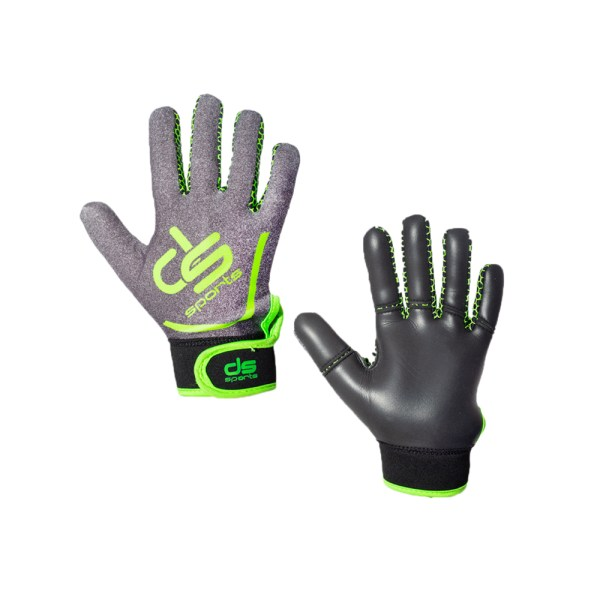 GAA Gloves Green/Gray