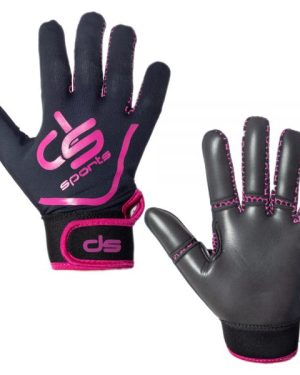 Gloves Black/Purple