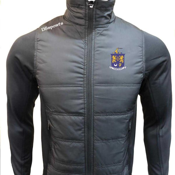 Thurles RFC Gillet with sleeves