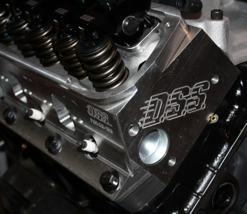 small resolution of dss racing fh1 208 220 235 small block ford heads cast machined and assembled in the u s a billet guide plates 5 axis full cnc ported super thick