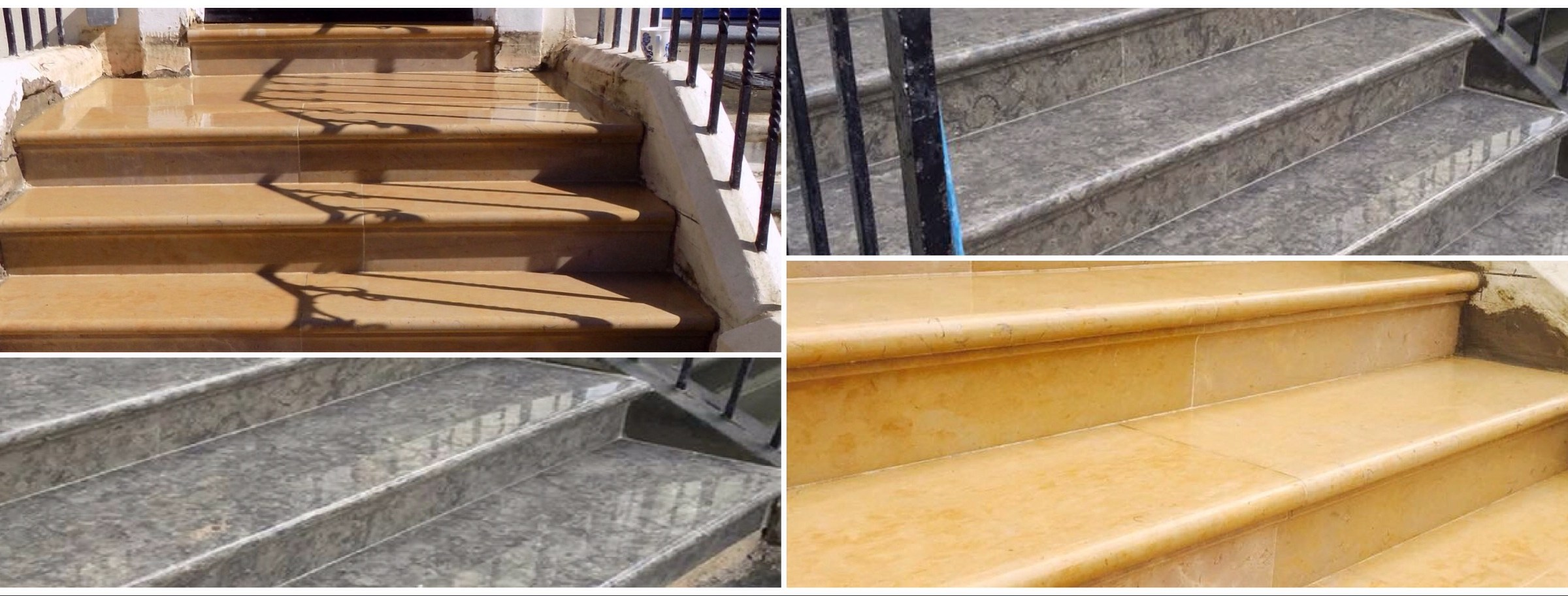 Spanish marble steps stone supply uk
