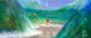 《モアナと伝説の海》より 2016年 © Disney Enterprises, Inc.