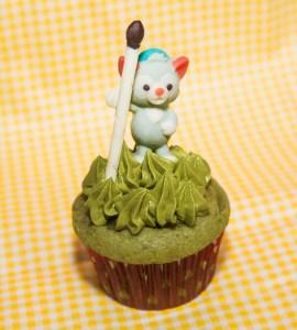 Gelatoni-themed cupcakes ©Disney