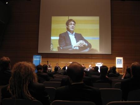 Dr. Ulrich Schmitz, Medientage München 2009
