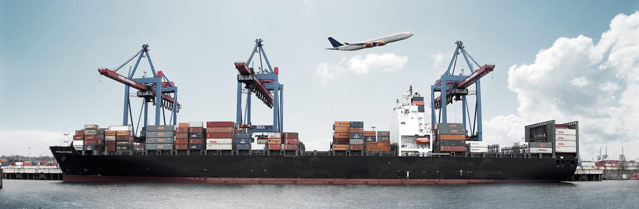 Sea-Air freight | DSV