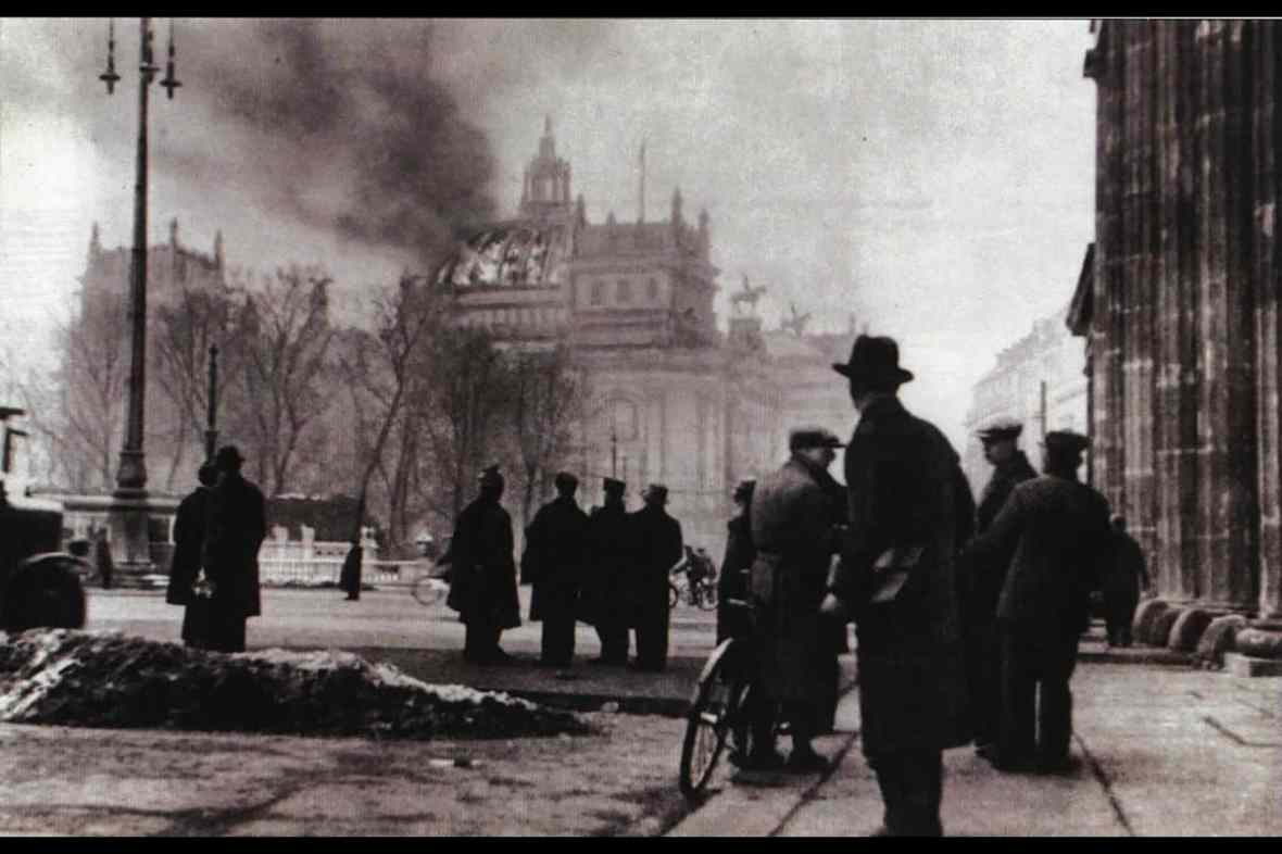 The Reichstag Fire – The Holocaust Explained: Designed for schools