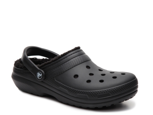 Crocs Classic Lined Clog Men S Shoes Dsw