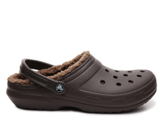 Crocs Classic Lined Clog Men S Shoes Dsw
