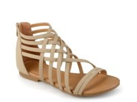 Journee Collection Hanni Gladiator Sandal Women's Shoes | DSW