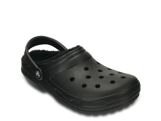 Crocs Classic Lined Clog Women S Shoes Dsw