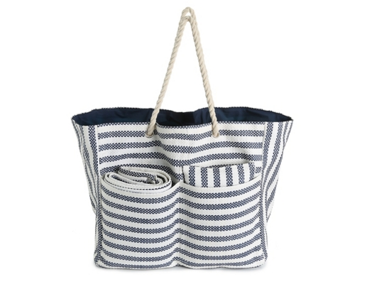 free beach tote with