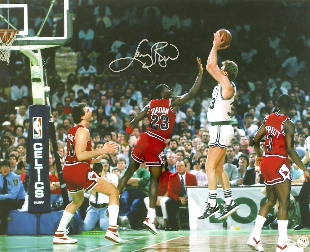 Image result for larry bird shooting
