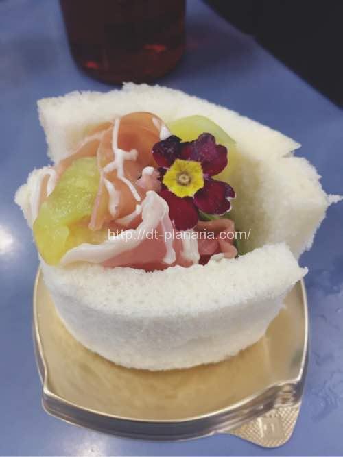( ・×・)まるでケーキのようなサンドイッチがオススメ ...