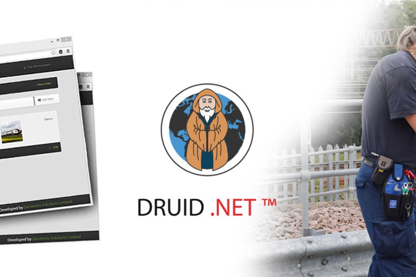 DRUID NET document management system