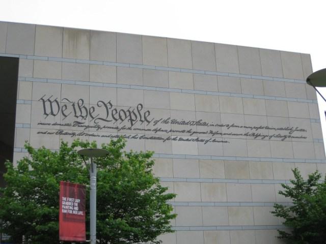 Constitution Center Philadelphia sports travel